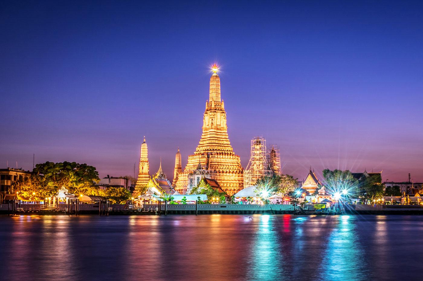 Corso di massaggio thailandese in Thalandia scuola Alma Matters