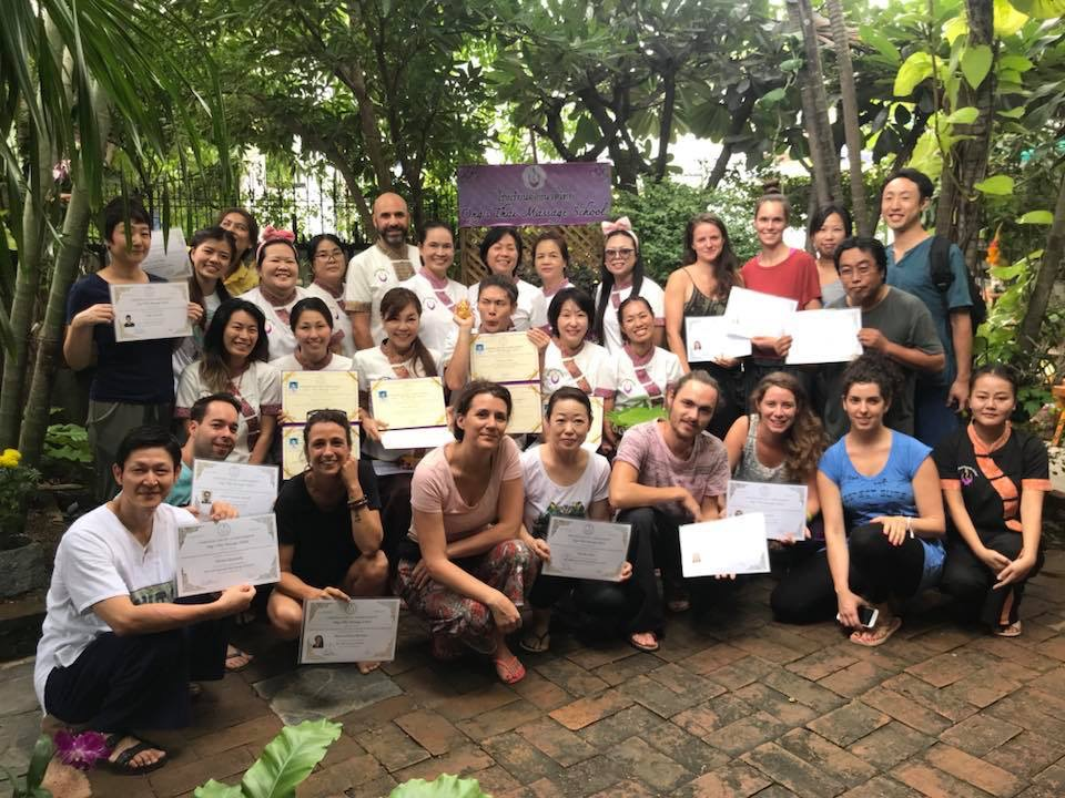 Vacanza studio in Thailandia