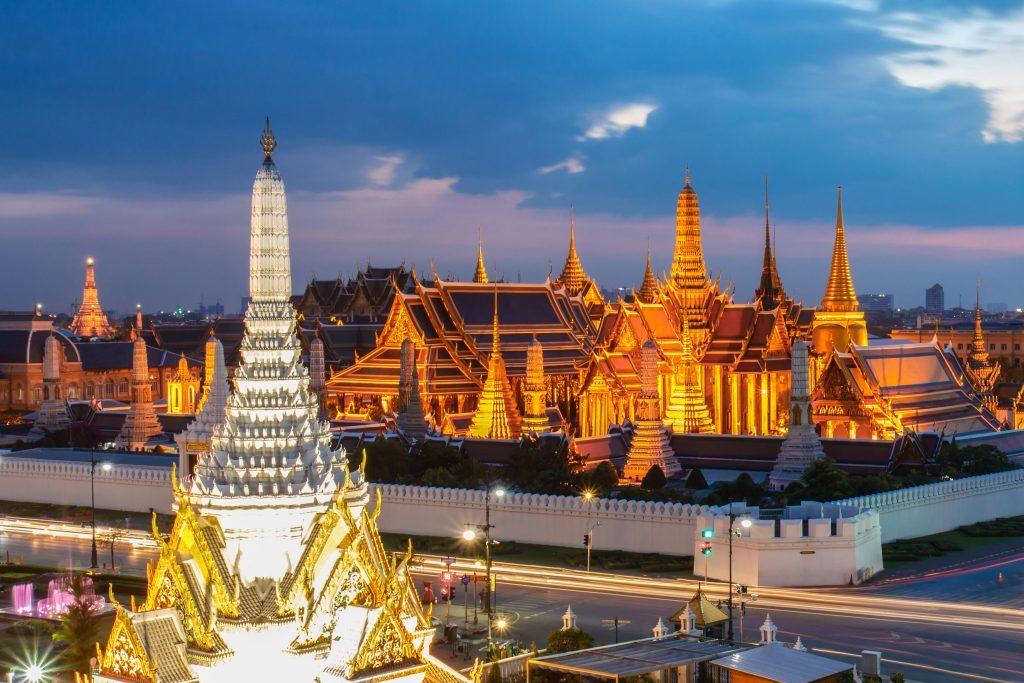 Vacanza studio Thailandia