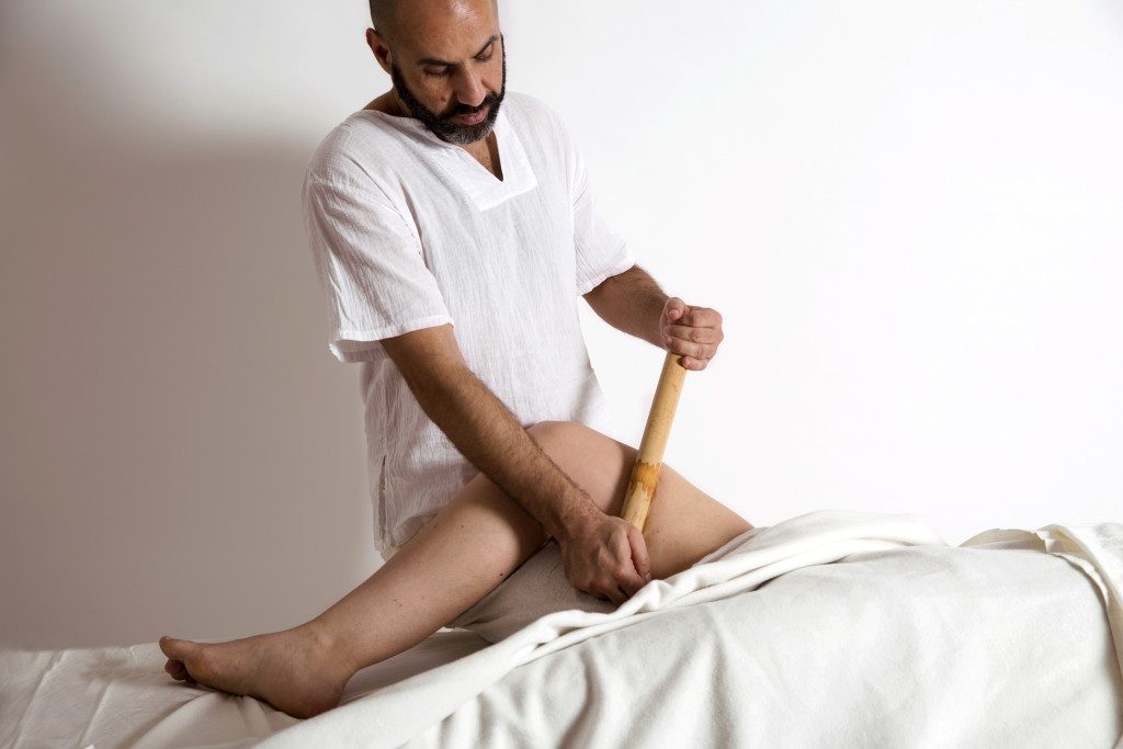 Corso massaggio bambù Milano