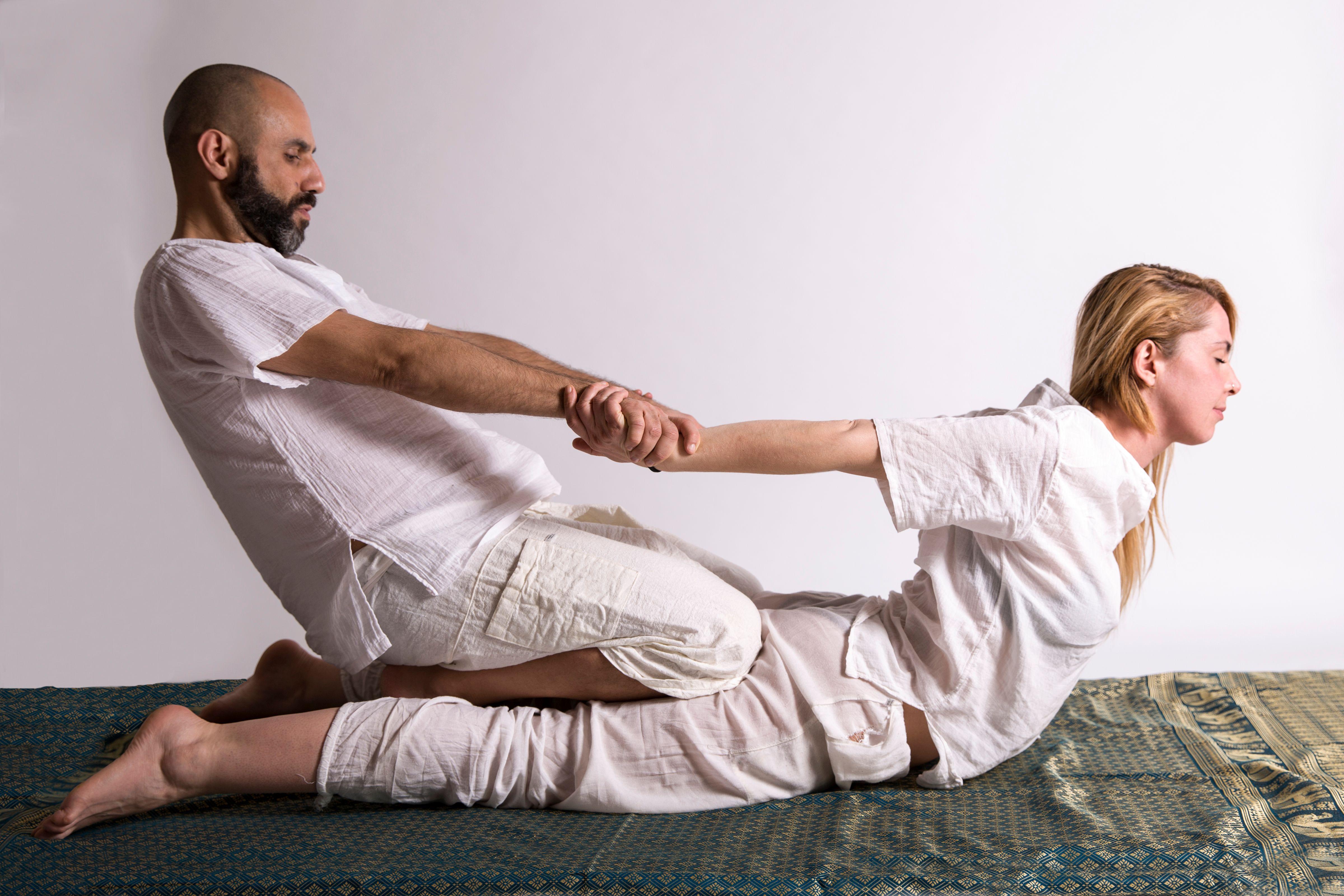 Corso massaggio thailandese Wat Po