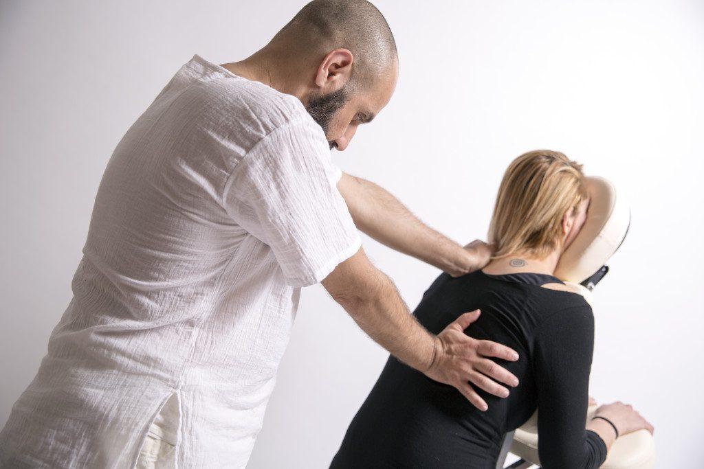 Corso massaggio ufficio Milano