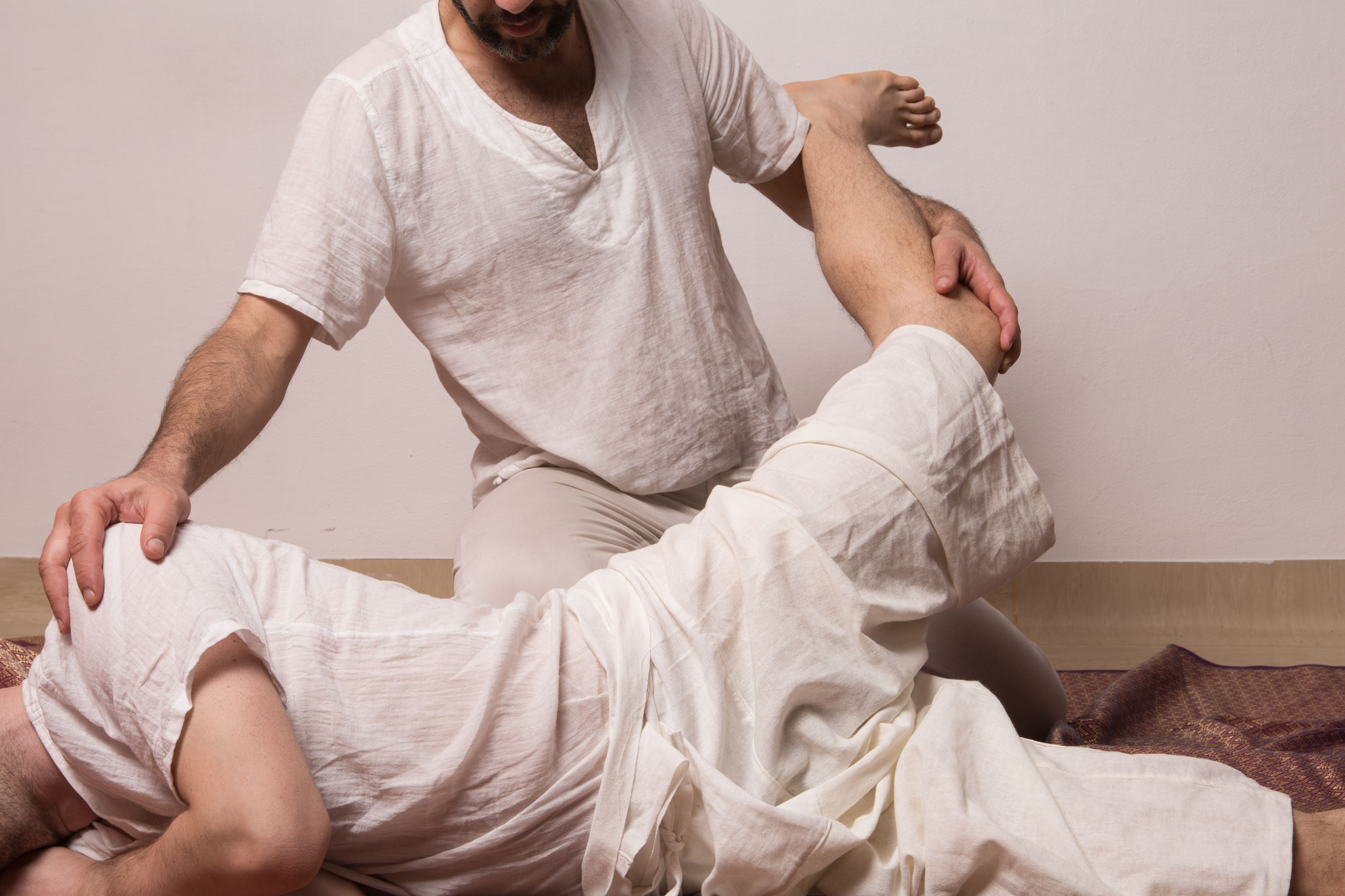 Massaggio thailandese Wat Po