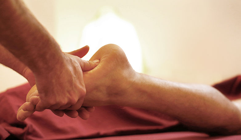 Corso massaggio ayurvedico di energia spirituale Milano
