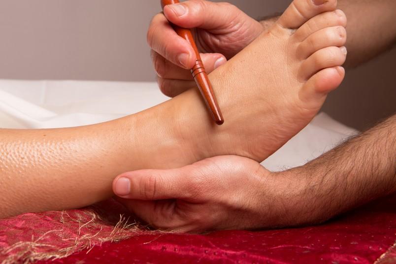 Corso massaggio thai foot Milano