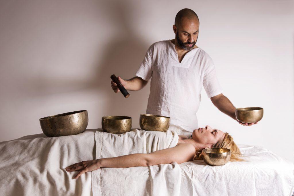 Massaggio campane tibetane Milano