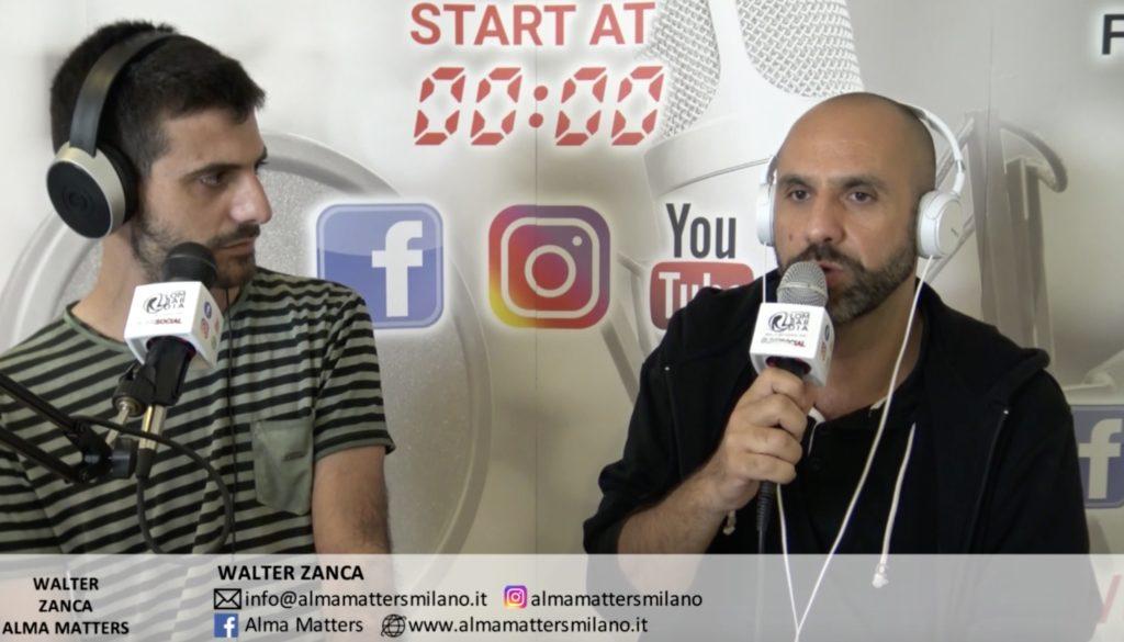 Walter Zanca scuola Alma Matters Milano