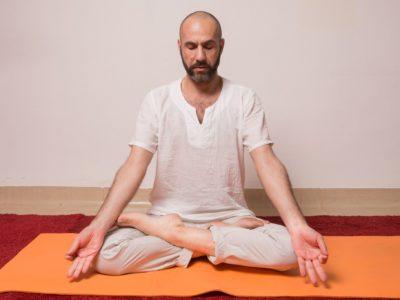 Yin yoga Alma MAtters Milano