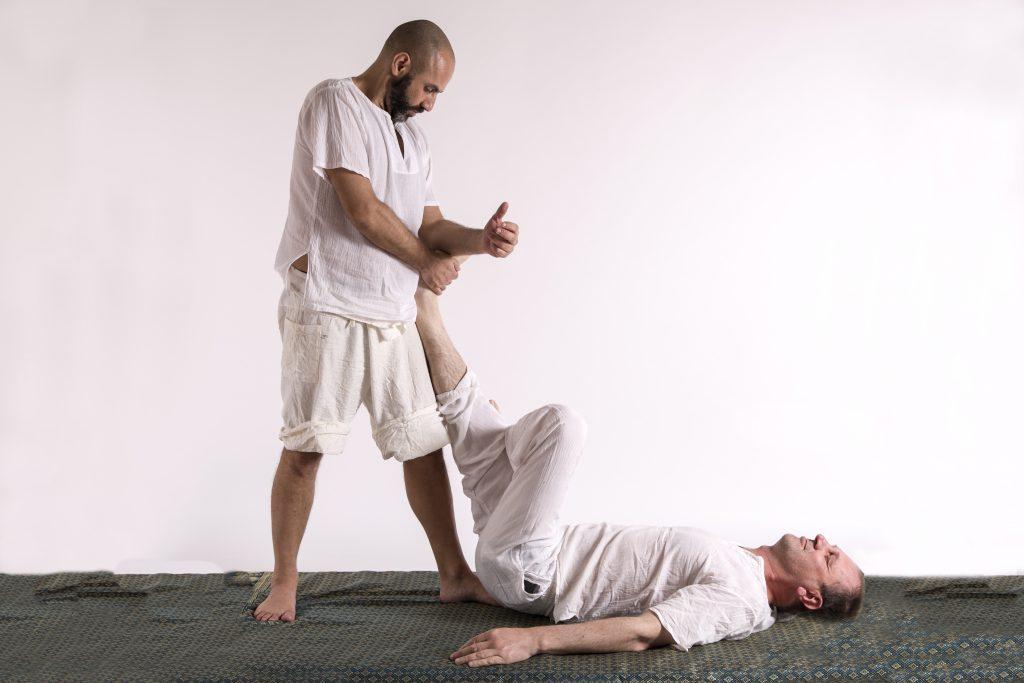 Massaggio thailandese Alma Matters Milano