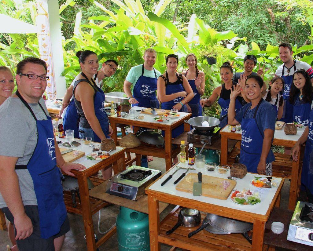 Corso cucina Chiang Mai