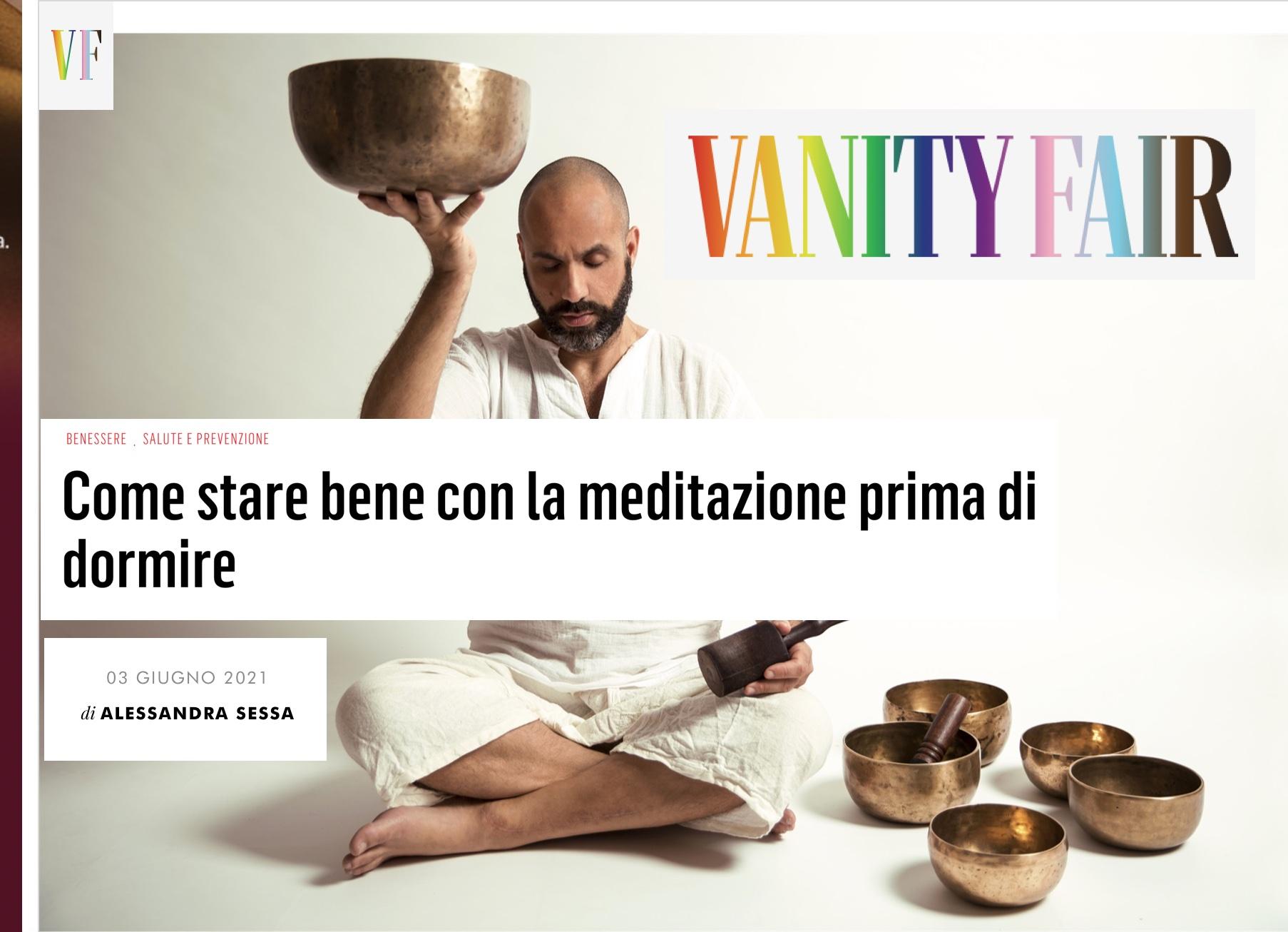 Vanity fair giugno 2021