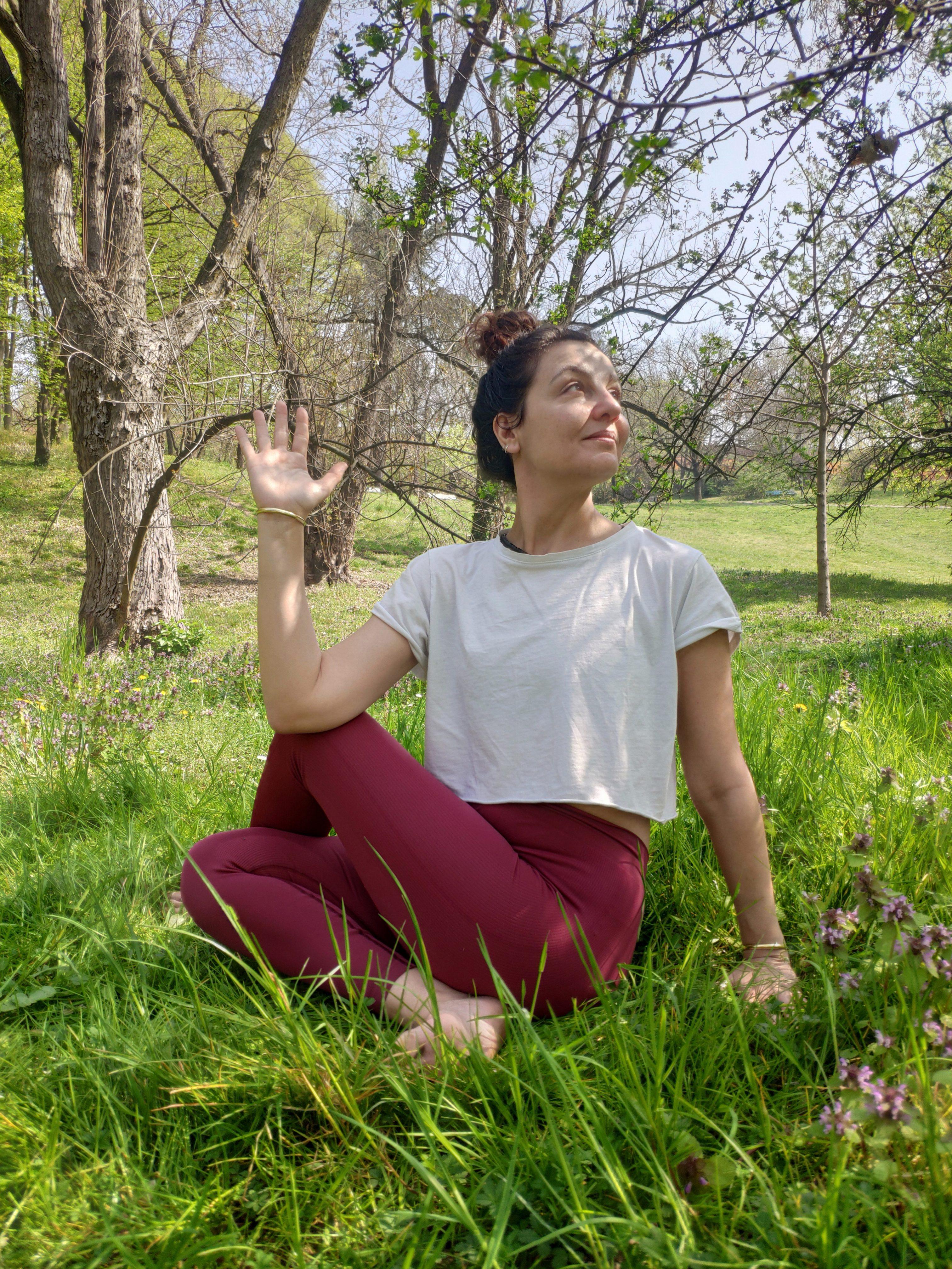 Yoga vinyasa Alma Matters Milano